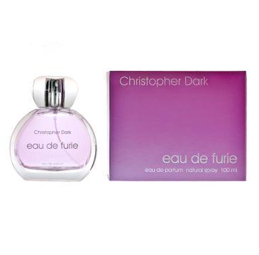 Christopher Dark Woman Eau de Furie woda perfumowana damska 100 ml