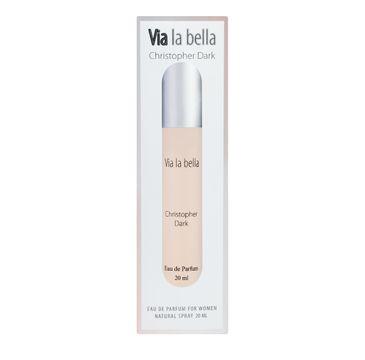Christopher Dark Woman Via la Bella woda perfumowana damska 20 ml