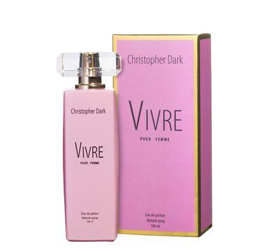 Christopher Dark Woman Vivre woda perfumowana damska 100 ml