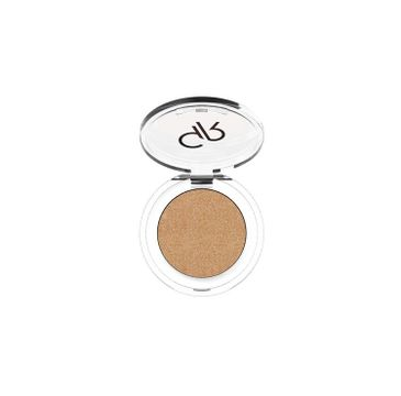 Cień do powiek Golden Rose perłowy Soft Color Mono 45 2,3 g