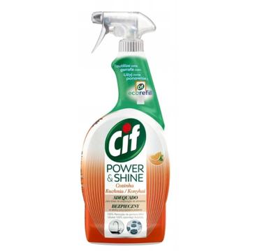 Cif Spray do kuchni Cif Power Shine (750 ml)