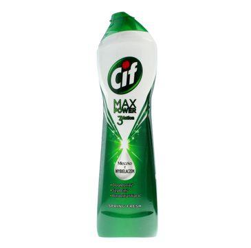 Cif Max Power 3 Action Spring  mleczko do czyszczenia 693 ml