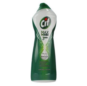 Cif Max Power Spring Fresh mleczko do czyszczenia 1001 g