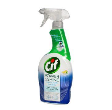 Cif Power & Shine Spray Łazienka 100% naturalny 750 ml