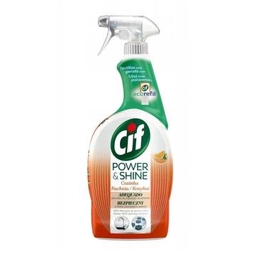 Cif Power & Shine Spray przeciw tłuszczowi (750 ml)
