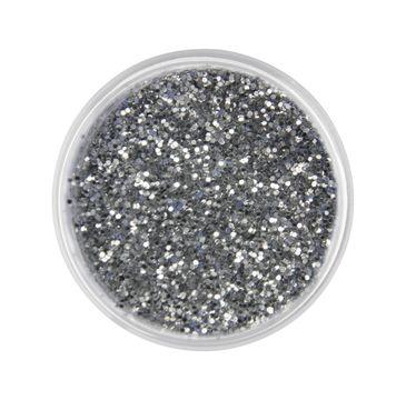 Claresa Quartz pyłek ozdobny do paznokci 6 Dark Silver (1 op.)