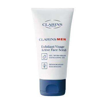 Clarins Active face wash foaming gel Pianka do mycia twarzy 125ml
