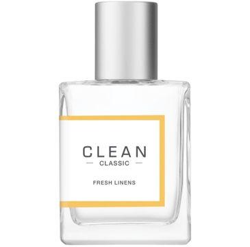 Clean Classic Fresh Linens woda perfumowana spray (30 ml)
