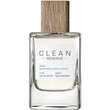 Clean Reserve Blend Warm Cotton woda perfumowana spray (100 ml)