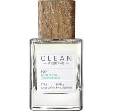 Clean Reserve Blend Warm Cotton woda perfumowana spray (50 ml)