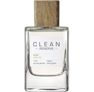 Clean Reserve Citron Fig woda perfumowana spray (100 ml)