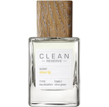 Clean Reserve Citron Fig woda perfumowana spray (50 ml)
