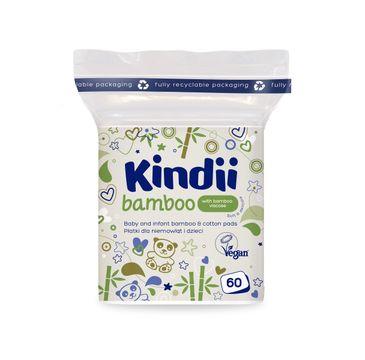 Cleanic 鈥� Kindii Pure p艂atki dla niemowl膮t (60 szt.)