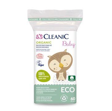 Cleanic 鈥� P艂atki dzieci臋ce ECO Baby (60 szt.)