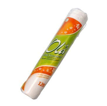 Cleanic Płatki kosmetyczne OLA  1op.-120szt