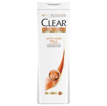 Clear szampon do włosów słabych przeciwłupieżowy 400 ml