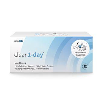 Clearlab Clear 1-day jednodniowe soczewki kontaktowe -1.25 (30 szt.)