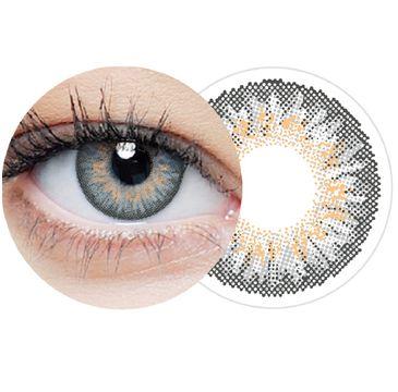 Clearlab Clearcolor 1-day Gray jednodniowe kolorowe soczewki kontaktowe FL331 -2.00 (10 szt)