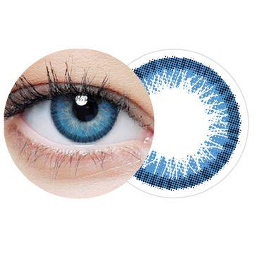 Clearlab Clearcolor 1-day Light Blue jednodniowe kolorowe soczewki kontaktowe CL240 -2.25 (10 szt.)