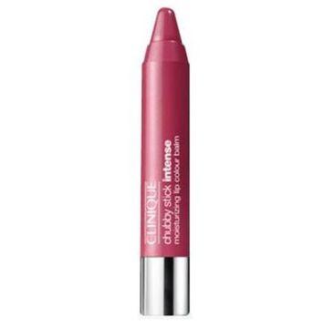 Clinique Chubby Stick Intense Moisturizing Lip Colour Balm - błyszczyk do ust w kredce 6 Roomiest Rose (3 g)