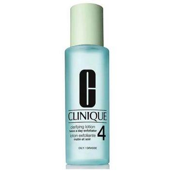 Clinique Clarifying Lotion 4 Oily (płyn złuszczający do cery tłustej 400 ml)