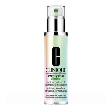 Clinique – Even Better Clinical™ Radical Dark Spot Corrector + Interrupter rozjaśniające serum do twarzy (50 ml)