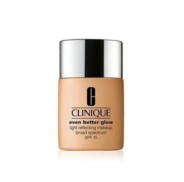 Clinique–  Even Better Glow Light Reflecting Makeup SPF15 podkład do twarzy CN10 Alabaster (30 ml)