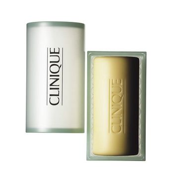 Clinique Facial Soap oily skin formula with dish combination oily to oily 100g