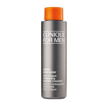 Clinique For Men Super Energizer Anti-Fatigue Exfoliating Powder Cleanser (puder do mycia twarzy 50 g)