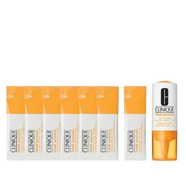 Clinique Fresh Pressed Daily Booster With Pure Vitamin C 10% rozjaśniający dezodorant z witaminą C 4 x 8.5ml