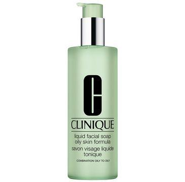 Clinique Liquid Facial Soap Oily Skin Formula – mydło do twarzy w płynie (200 ml)