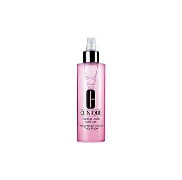 Clinique Makeup Brush Cleanser - płyn do czyszczenia pędzli makijażowych (236 ml)