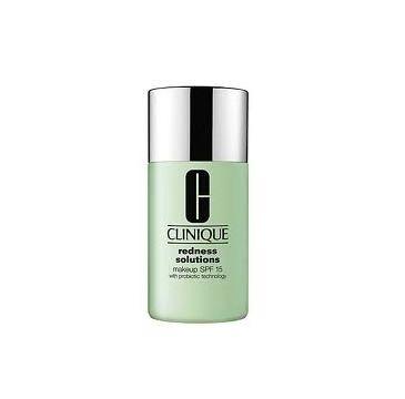 Clinique Redness Solutions Makeup SPF 15 Alabaster 01 Podkład maskujący widoczność zaczerwienień 30 ml