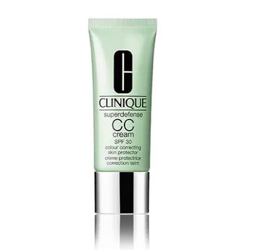 Clinique Superdefence CC Cream Colour Correcting Skin Protector SPF 30 (krem CC nr 03 Light Medium 40 ml)
