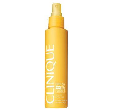 Clinique Virtu-Oil Body Mis ochronna mgiełka do ciałat SPF30 144ml