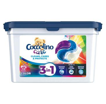 Coccolino – Care kapsułki do prania Color 18 szt. (1 op.)