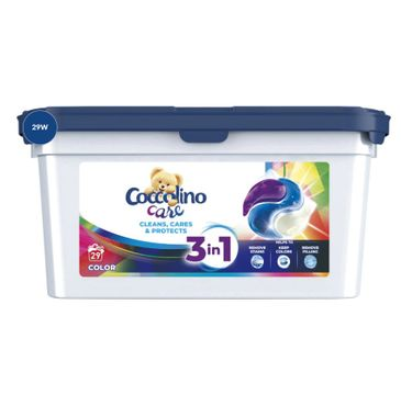 Coccolino – Care kapsułki do prania Color 29 szt. (1 op.)