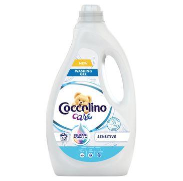 Coccolino Care Żel do prania Sensitive 45 prań (1.72 L)