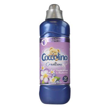 Coccolino Creations płyn do płukania tkanin Purple Orchid & Blueberries (37 prań) 925 ml