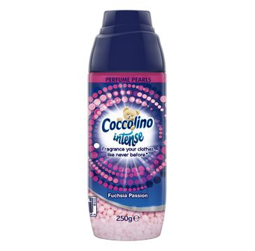 Coccolino Intense Perfume Pearls perfumowane perełki do prania Fuchsia Passion 250g