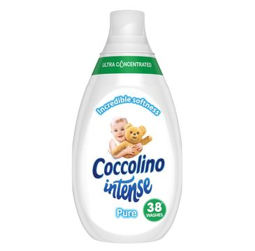Coccolino Intense Pure koncentrat do płukania tkanin 570ml