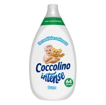 Coccolino Intense Pure koncentrat do płukania tkanin 960ml