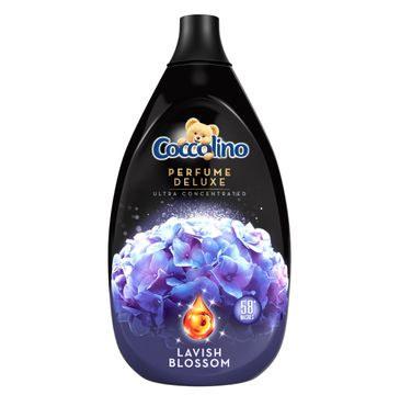 Coccolino Perfume Deluxe koncentrat do płukania tkanin Lavish Blossom 870ml