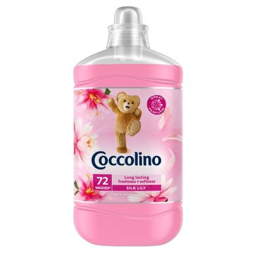 Coccolino Płyn do płukania tkanin Silk Lily (1800 ml)