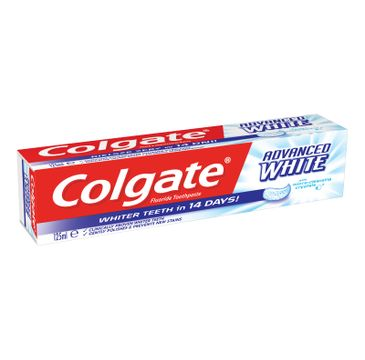 Colgate Advanced White pasta do zębów 125 ml