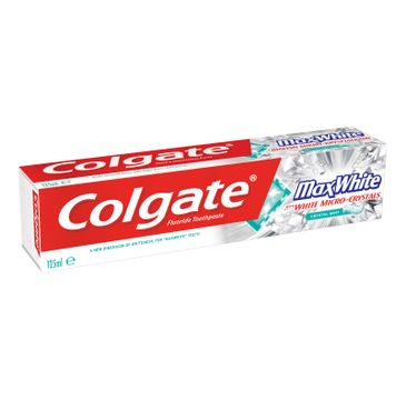 Colgate Max White Crystal Mint pasta do zębów 125 ml