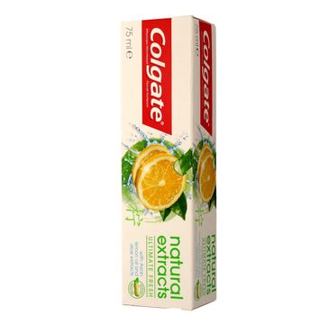 Colgate Natural Extracts Ultimate Fresh pasta do zębów odświeżająca 75 ml