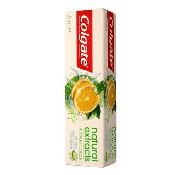 Colgate Natural Extracts Ultimate Fresh pasta do zębów odświeżająca 75 ml