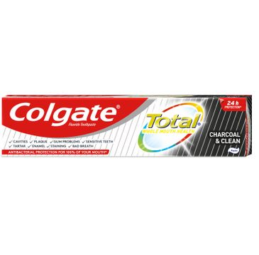 Colgate pasta do zębów Charcoal & Clean (75 ml)