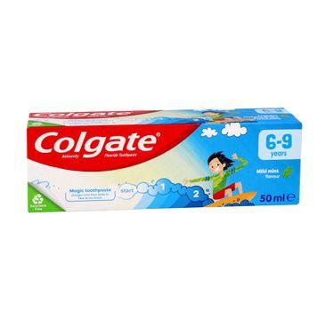 Colgate Pasta do zębów dla dzieci Łagodna Mięta (6-9 lat) 50 ml